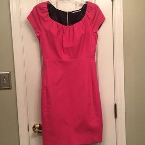 Bubblegum Pink T Tahari Dress